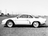 Pictures of Willys Interlagos II Prototype 1966