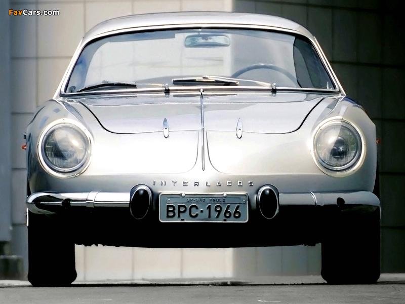 Willys Interlagos 1962–66 pictures (800 x 600)