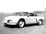 Willys Interlagos II Prototype 1966 images