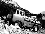 Willys Jeep FC-170 1957–65 wallpapers