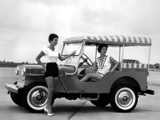 Images of Willys Jeep Surrey (DJ-3A) 1959–64