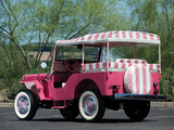 Pictures of Willys Jeep Surrey (DJ-3A) 1959–64
