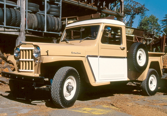 1947 Jeep Truck >> Images Of Willys Jeep Truck 1947 65
