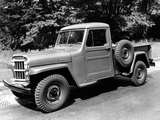 Photos of Willys Jeep Truck 1947–65