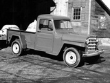 Willys Jeep Truck 1947–65 photos