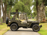 Willys M38 Jeep (MC) 1950–52 photos