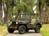 Willys M38 Jeep (MC) 1950–52 pictures