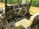Willys M38 Jeep (MC) 1950–52 wallpapers