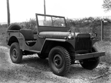 Willys MA 1941 wallpapers