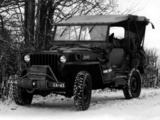 Willys MB 1942–45 wallpapers