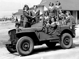 Willys MB 1941–42 pictures