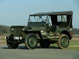 Willys MB 1942–45 photos