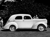 Willys-Overland Model 39 4-door Sedan 1939 wallpapers