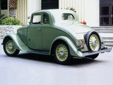 Images of Willys Model 77 Coupe 1933–34