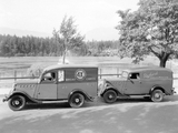 Images of Willys Model 77 Sedan Delivery 1935–36