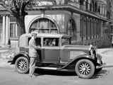 Willys Six Model 97 Sedan 1931 photos