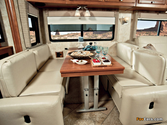 Winnebago Journey 40U 2012 photos (640 x 480)