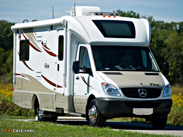 Pictures of Winnebago View (W906) 2010 (640 x 480)
