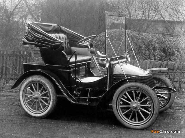 Photos of Wolseley 6 HP Tonneau 1904 (640 x 480)