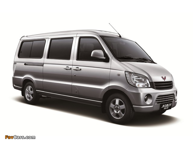 Wuling Sunshine 2010 wallpapers (640 x 480)