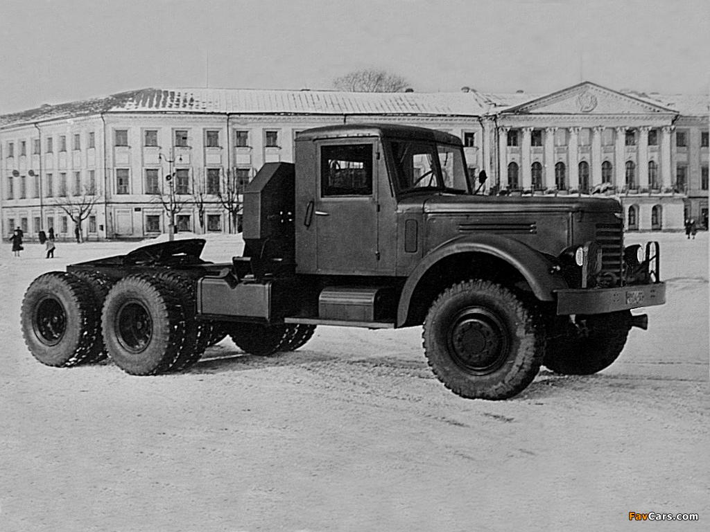 YAAZ 210 1951–58 pictures (1024 x 768)