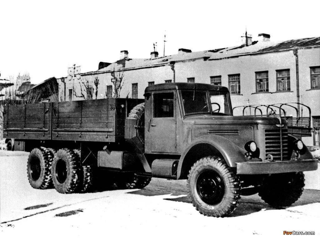 YAAZ 210 1951–58 wallpapers (1024 x 768)