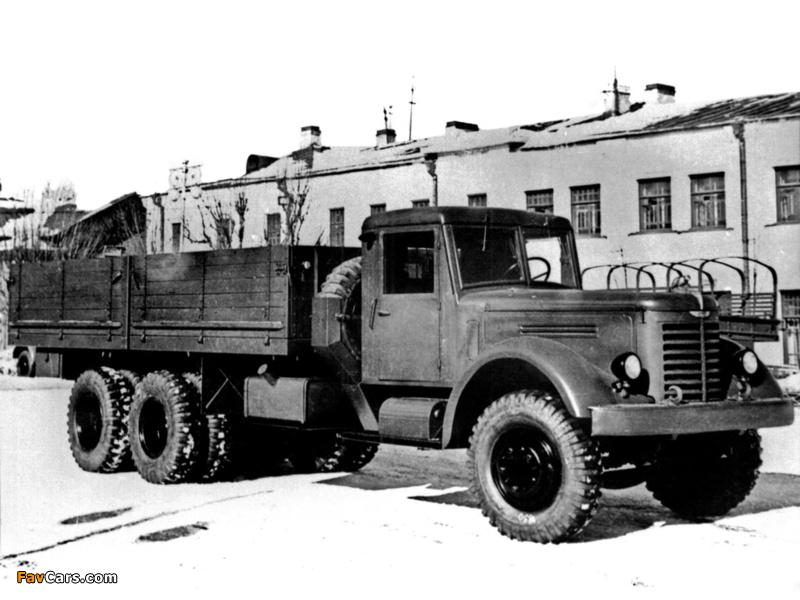 YAAZ 210 1951–58 wallpapers (800 x 600)