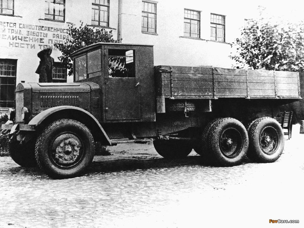 YA-9D Opitniy 1933 images (1024 x 768)