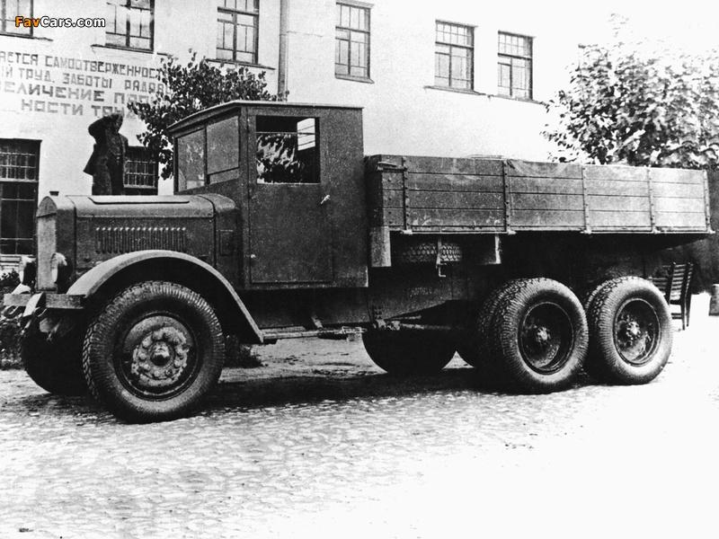 YA-9D Opitniy 1933 images (800 x 600)