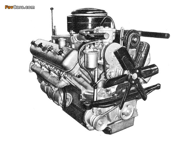 Engines YAMZ 238 images (640 x 480)