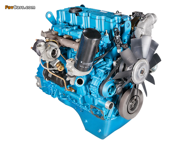 Engines YAMZ 534 pictures (640 x 480)