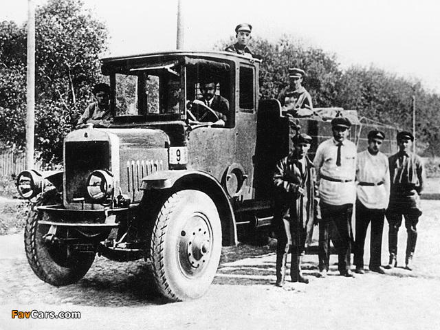Photos of YAAZ YA-3 1925–28 (640 x 480)