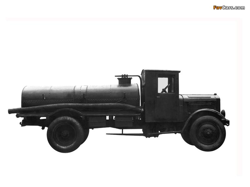 YAAZ YA-5 1929–34 photos (800 x 600)