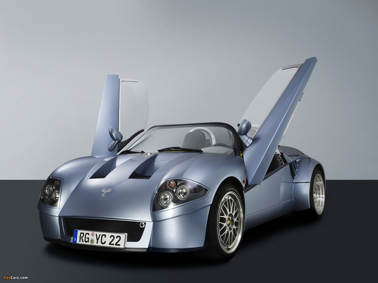 Pictures of Yes Roadster 2001–06 (1600 x 1200)