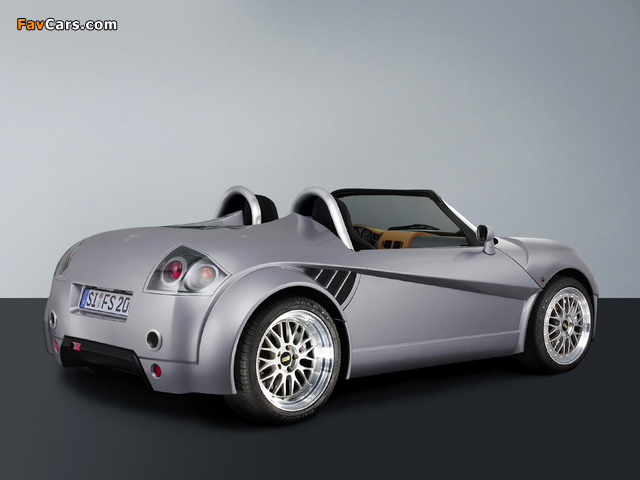 Yes Roadster 2001–06 images (640 x 480)
