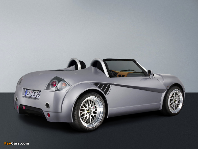 Yes Roadster 2001–06 images (800 x 600)