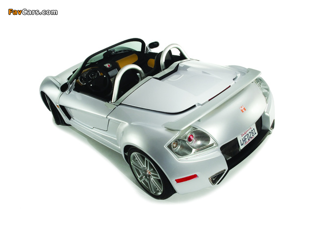 Yes Roadster 3.2 Turbo 2006 images (640 x 480)