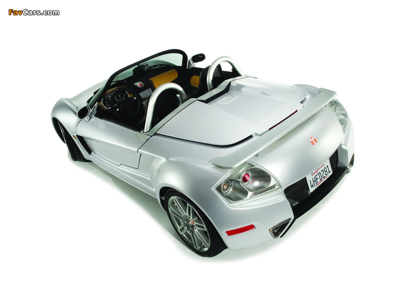 Yes Roadster 3.2 Turbo 2006 images (800 x 600)
