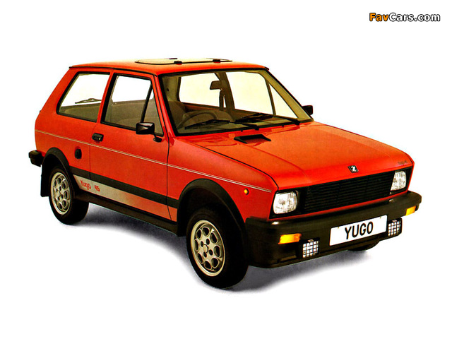 Images of Yugo 45 GL 1980–86 (640 x 480)