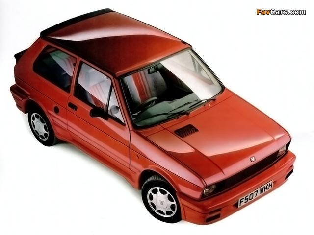 Yugo 65A GLX UK-spec 1988–91 pictures (640 x 480)