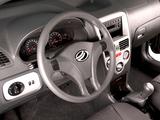 Photos of Dashboard ZAZ Forza Liftback (F4) 2011