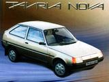 ZAZ 110216 Tavriya Nova 1998–2007 photos