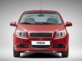 ZAZ Vida Hatchback 2012 images