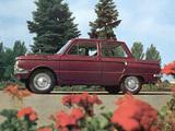 ZAZ 968 1974–79 wallpapers