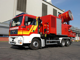 MAN TGA 26.310 Firetruck by Ziegler 2000 wallpapers