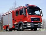 Pictures of MAN TGL 8.180 Crew Cab Feuerwehr by Ziegler 2008–12