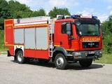 MAN TGM 13.290 Feuerwehr by Ziegler 2008–12 photos