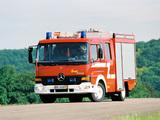 Ziegler Mercedes-Benz Atego 815 Feuerwehr 1998–2005 wallpapers