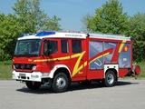 Ziegler Mercedes-Benz Atego 1328 Feuerwehr 2005–13 wallpapers
