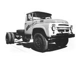 Images of ZiL 136 Diesel